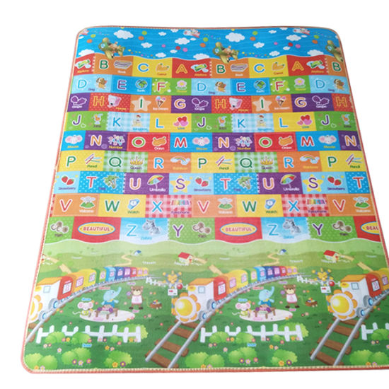 EPE Mat Baby Play Exercise Picnic Camping Mat Eco-Friendly Print