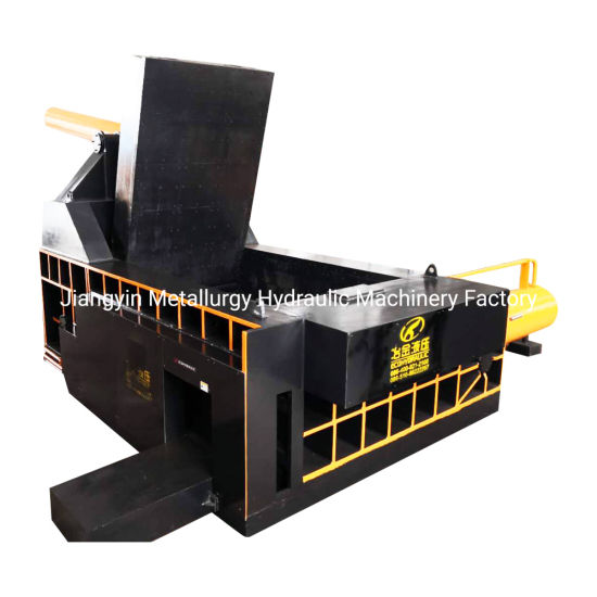 Y81t-250 Stainless Steel Scrap Baling Press (factory)