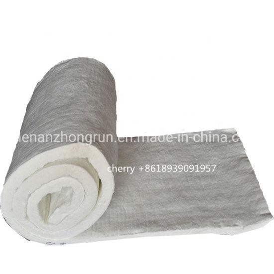 Energy-Saving Insulation Ceramic Wool Fiber Blanket for Flue