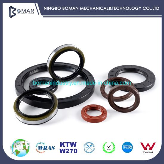 Customized Rubber Seal Tc Oil Seal for Industrial Products