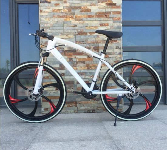 26′′ Motorcycle 21/24 Speed High-Carbon Steel Mountain Bicycle / Bike Electric Scooter pictures & photos