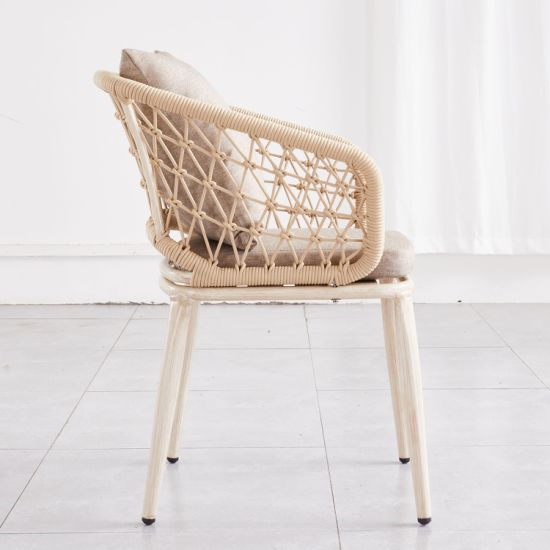 Modern Design Rope Sofa Metal Garden Wholesale China Factory Outdoor Wayfair Patio Furniture