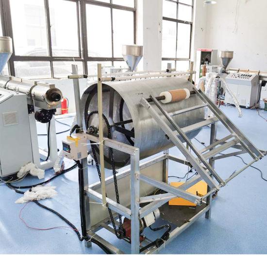 600 mm PP Melt Blown Fabric Making Machine / Meltblown Non Woven Extruder Machine