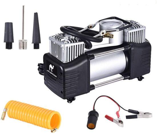Mini Car Tire Inflator Pump Air Compressors
