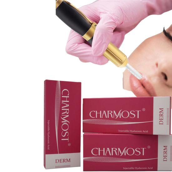Cross Linked Hyaluronic Acid Dermal Filler Injection for Skin Care 1ml