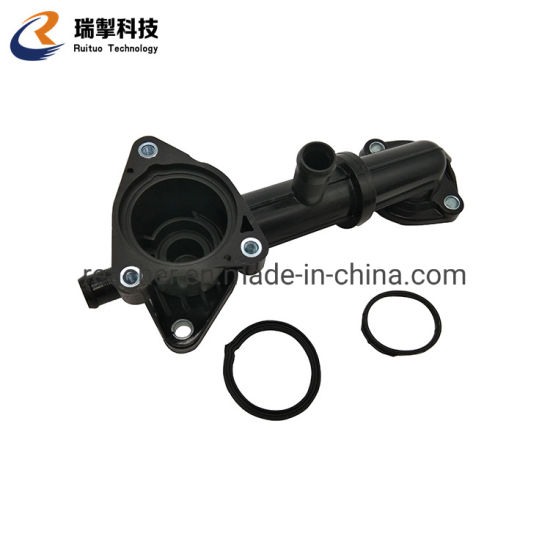 Auto Coolant Thermostat Assy Water Flange Set Thermostat Housing 22622-05000