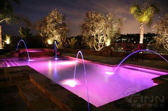 China Jumping Laminar Jet Water Fountain Outdoor Garden Decoration Water Fountain China