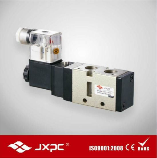 Five Way Vf Series Pneumatic Solenoid Valves pictures & photos