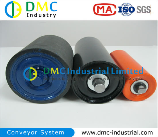 Rubber Coated Steel Roller pictures & photos