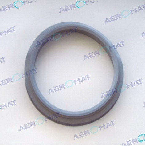 Various Size and Color Silicone Rubber O Ring with High Quality pictures & photos