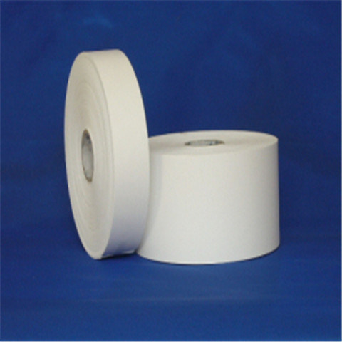 High Quality Barcode Coated Nylon Taffeta Tape for Care Label of Clothing