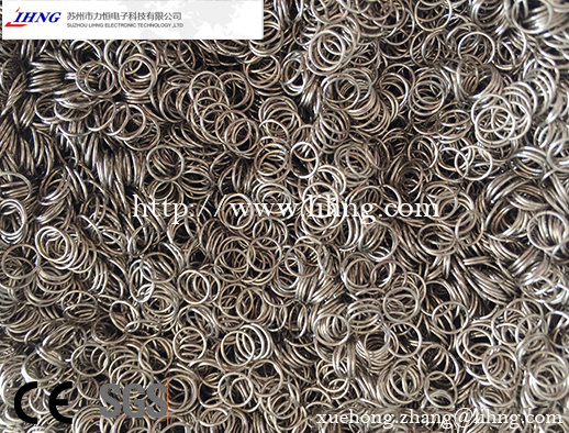 Solder Ring Welding Ring Brazing Ring AG55.5cu21zn19, ¢ 0.4 pictures & photos