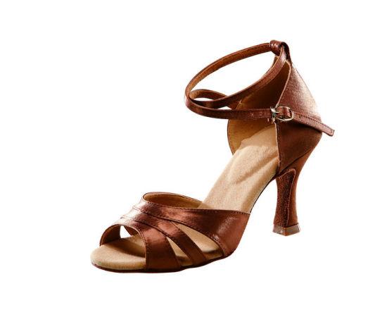 8629f20b8 New Brand Ladie′s Latin Ballroom Tango Dance Shoes About High Heel Wholesale