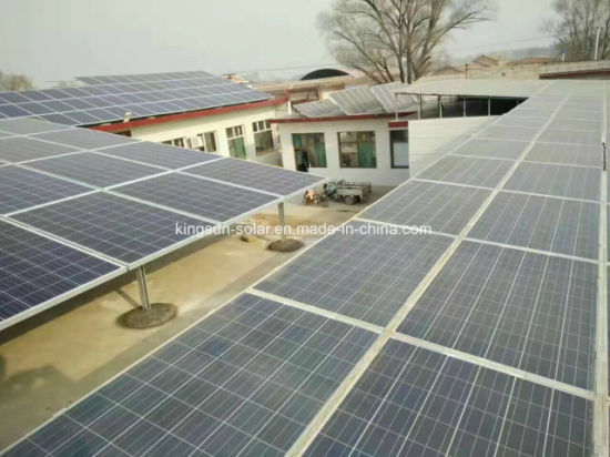 170W High Efficiency Poly Solar Panel pictures & photos