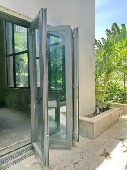 Interior Double Glazed Doors with Different Material for Good View pictures & photos
