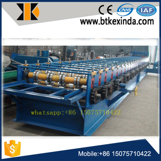 Hot Sale Metal Floor Forming Machine pictures & photos