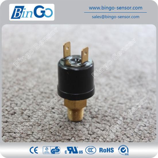 Multi-Medium Pressure Switch for Water, Air, Oil