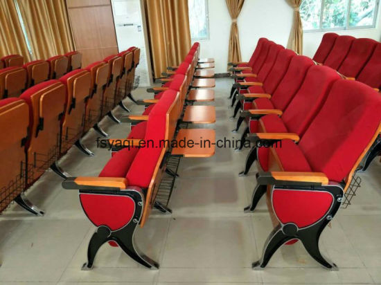 Elegant Style Aluminum Leg Church Chair (YA-819) pictures & photos