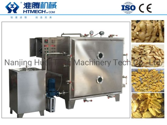 High Quality Stainless Steel Low Temperature Vacuum Drying Oven for Health Care Products
