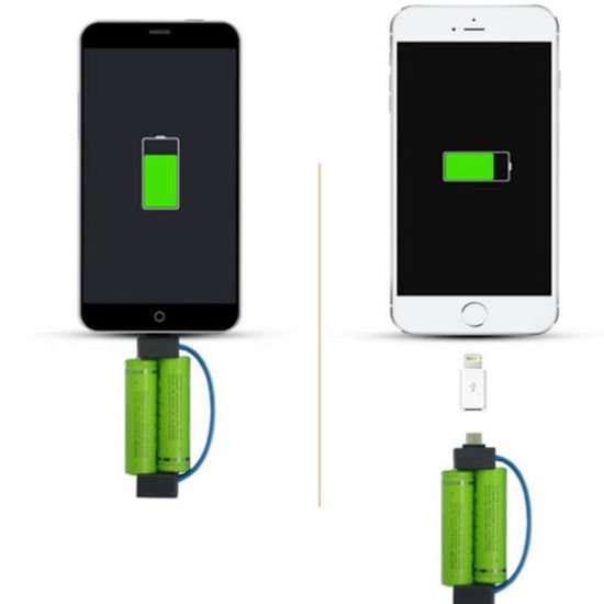 2017 New Arrival Phone Charger Mini Emergent Portable Power Bank pictures & photos