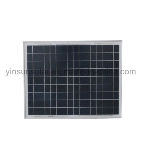 35W Solar Panel for PV System pictures & photos