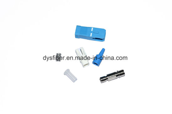 Sc Fiber Optic Connector Sm Simplex pictures & photos