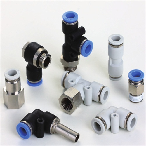 Gpl-G Male Elbow pneumatic Push Fitting From China pictures & photos