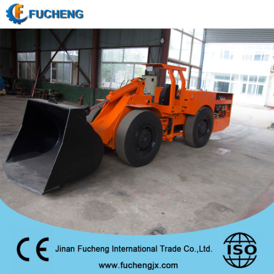 New diesel hydraulic mining underground loaders from China factory supplier