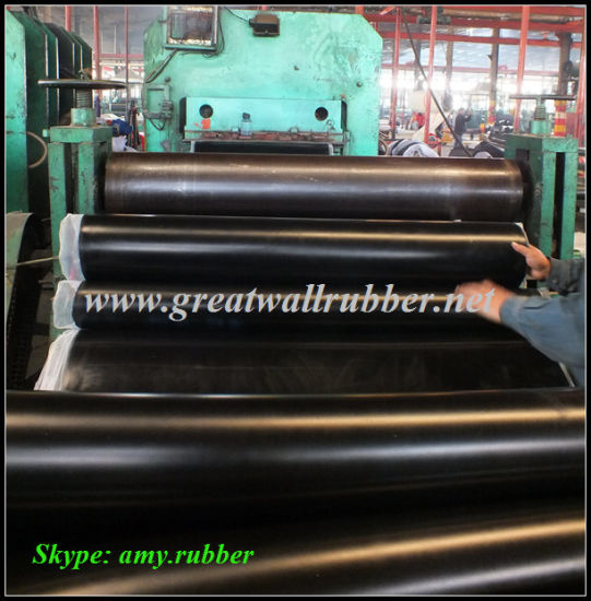 Industrial SBR NBR EPDM Silicone Viton Rubber Sheet pictures & photos