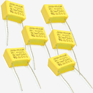 Hotsold 3.3UF 0.68UF 250V Metallized Polypropylene Film Capacitor X1 Type pictures & photos