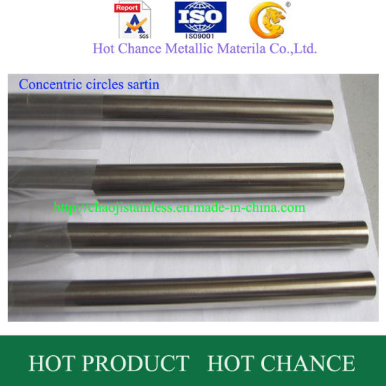 201, 304, 316 Grade Stainless Steel Tube pictures & photos