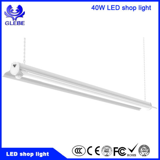 40W Industrial LED High Bay Garage Lighting With Sensor