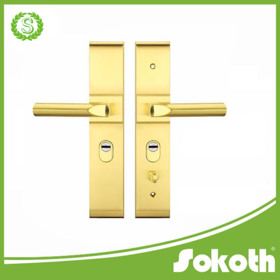 China Brass Villa Gate Door Door Hardware China Lock Handle