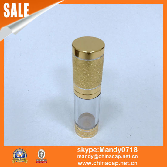15ml30ml50ml Aluminum Airless Bottle for Cosmetic Packaging pictures & photos