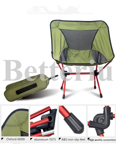 Good Camping Equipment Fold up Chair Beach Chair pictures & photos