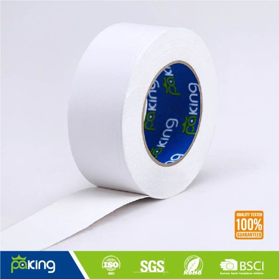 Strong Adhesion Double Side Tissue Paper Tape pictures & photos
