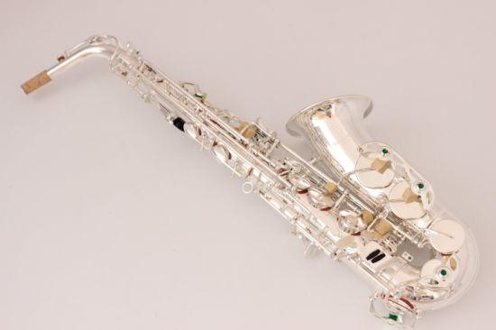 China Yanagisawa Based Replica W-037 Alto Flat E Saxophone