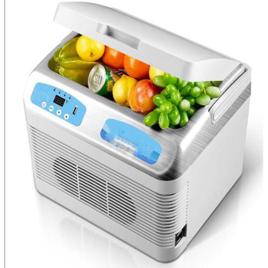 China 12L Mini Refrigerator/Cooler Box Medical Freezer
