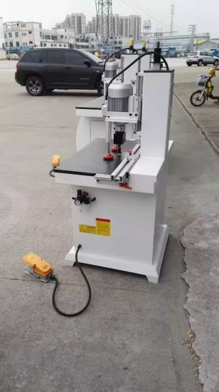 Woodworking Single Head Hinge Drilling Machine for Furniture pictures & photos