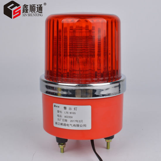 Lte-8105 Strobe Warning LED Beacon Light