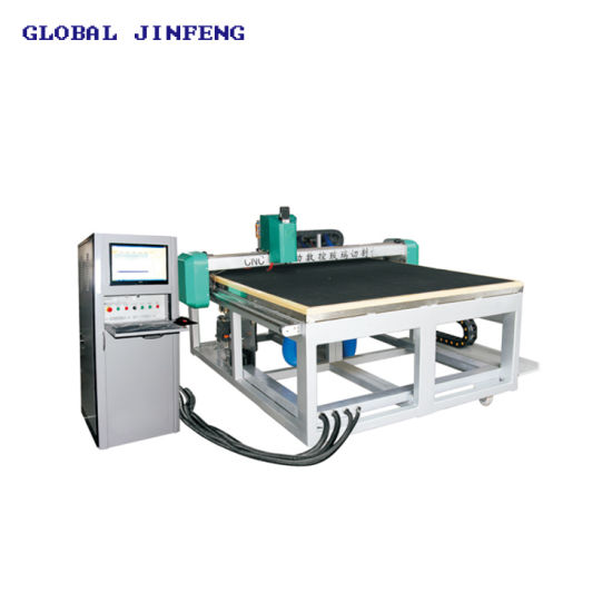 CNC Laminated/Laminating Glass Single Cutter Automatic Glass Cutting/Cutter Machine (JFC5033)