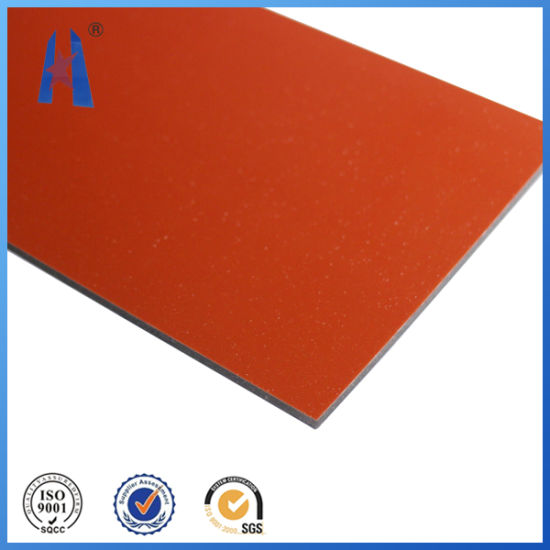 PE/PVDF Aluminum Composite Plastic Panel (XH005)