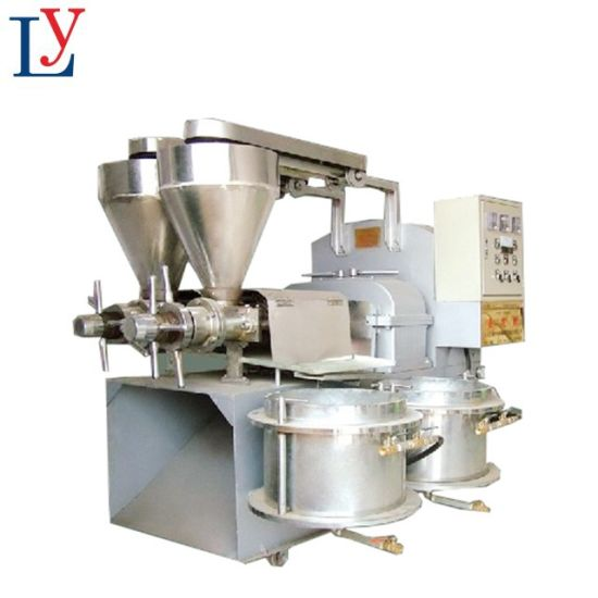 Automatic Cold and Hot Oil Press Machine/Oil Making Machine Have Best Price