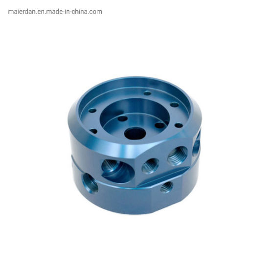 Customized OEM Aluminium CNC Milling Parts CNC Turned Parts for Aircraft Parts