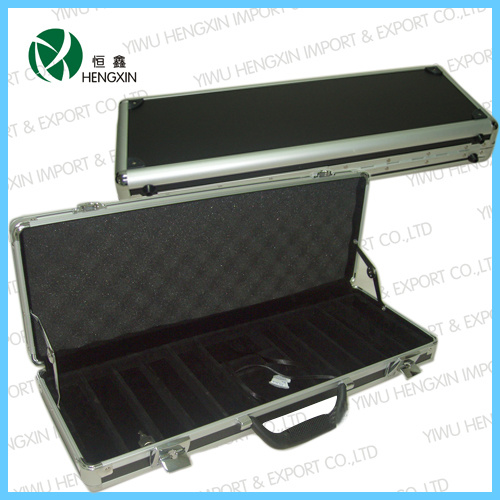 High Quality Leather Chip Case (HX-PC-107)
