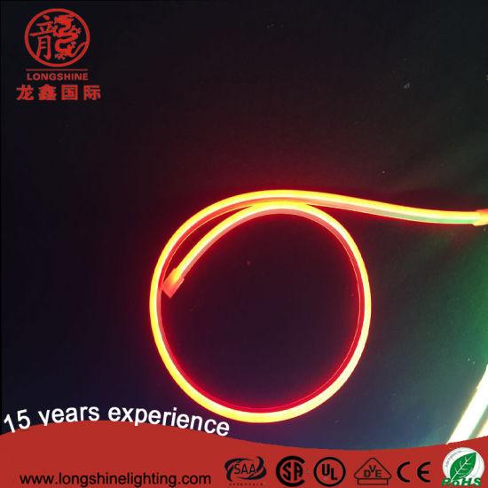 LED Lighting 8*16mm Double Side Mini Neon Christmas Decoration Lighting