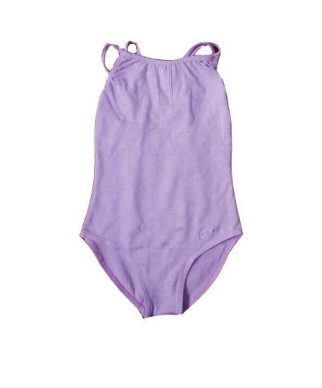 Viscose Fabric Cami Dance Leotard for Children Toddler or Girls
