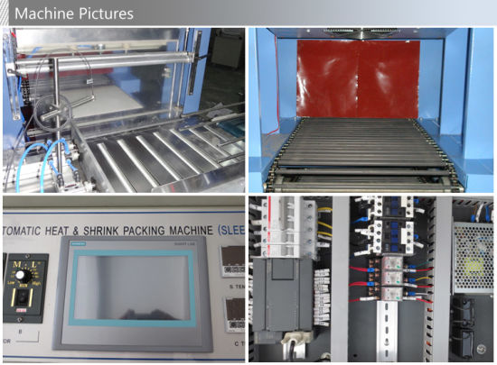 Automatic Beverage Shrink Packaging Machine pictures & photos