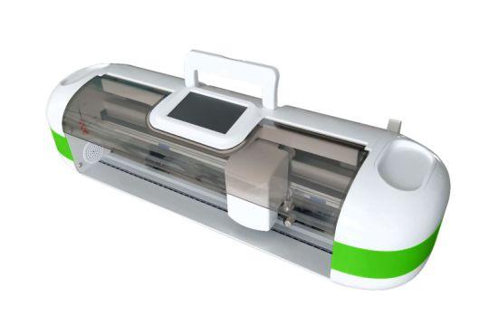 Mini Desktop Automatic Intelligent Conference Graph Cutting Machine