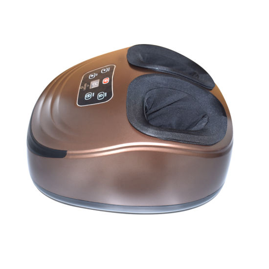 OEM/ODM Foot Massager with Heat, Deep Rolling Kneading Therapy Massage Air Compression, Relieve Foot Pain for up to Size 11